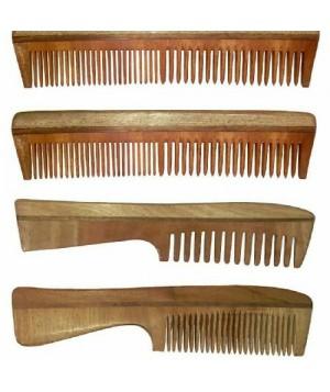 Neem Wooden Eco Comb