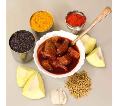 Mango / Avakaya Pickle Andhra style