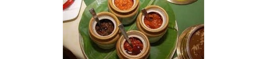 Andhra Pickles & Spices