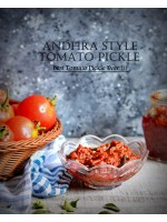 Tomato Pickle Andhra style