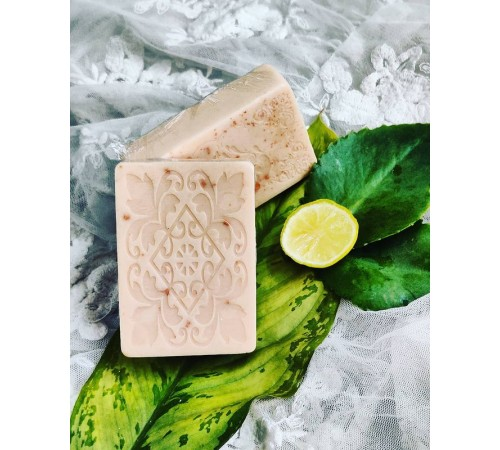 Lemon Soap Handmade Chemical free