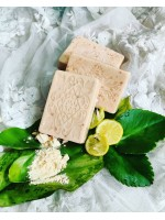 Lemon Soap Handmade Chemical free