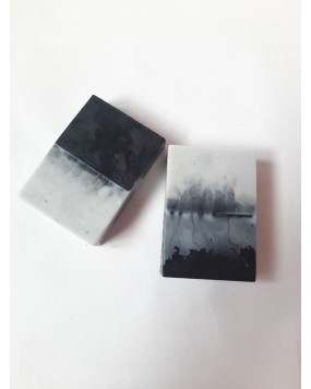 Charcoal Goat Milk soap