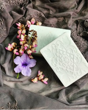 Lavender Soap Hand Made Chemical Free