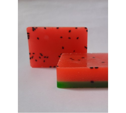 Watermelon Summer Soap Pack of 2