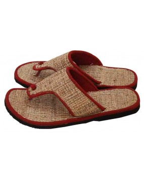 Vetiver Flip Flops For Men & Women- Handmade