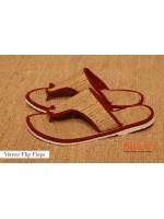 Vetiver Flip Flops Handmade