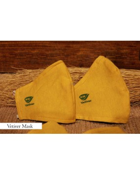 Vetiver Mask (Ayurvedic)  Pack of 3