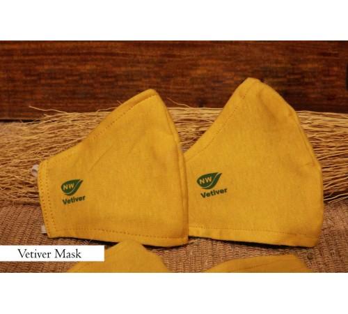 Vetiver Mask (Ayurvedic)  Pack of 3